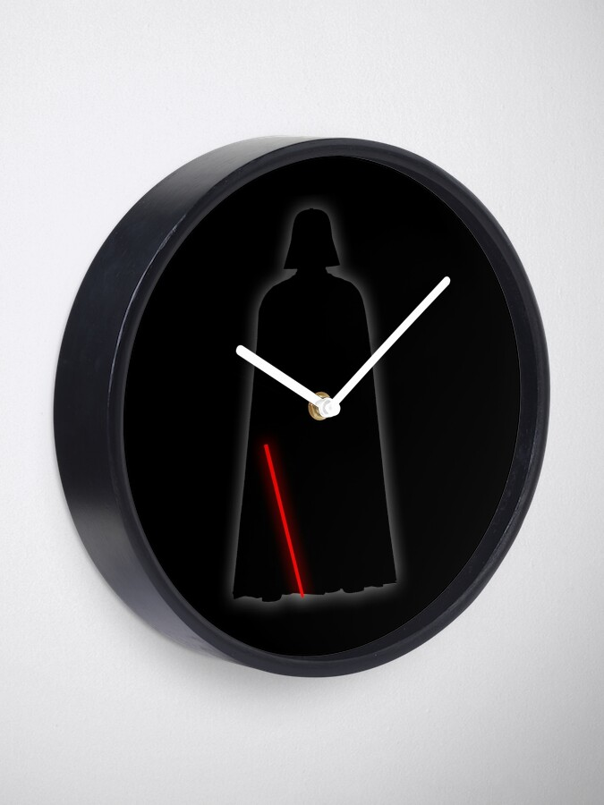 Alternate view of Sith  Clock