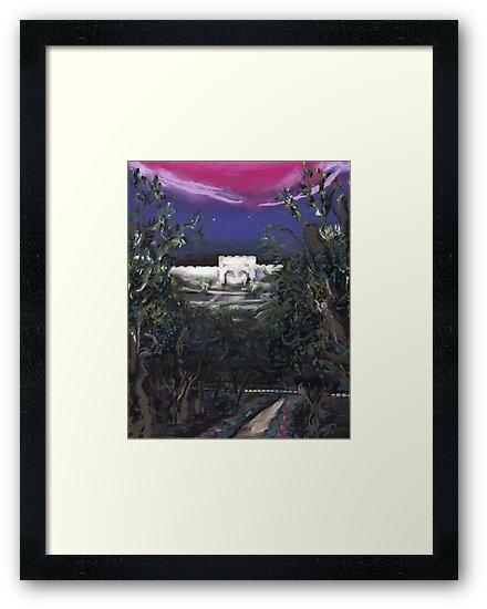 Garden of Gethsemane by Douglas Rickard