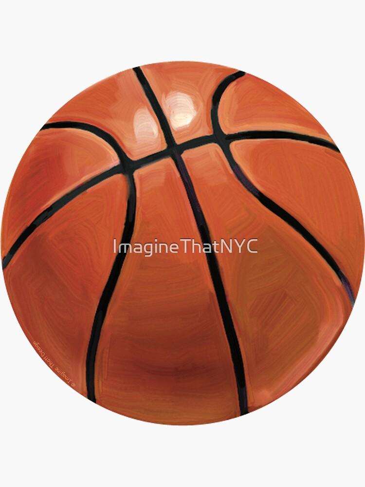 Basketball by ImagineThatNYC