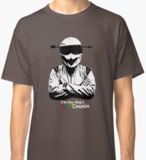 I'm The Stig's Wacky Cousin Classic T-Shirt
