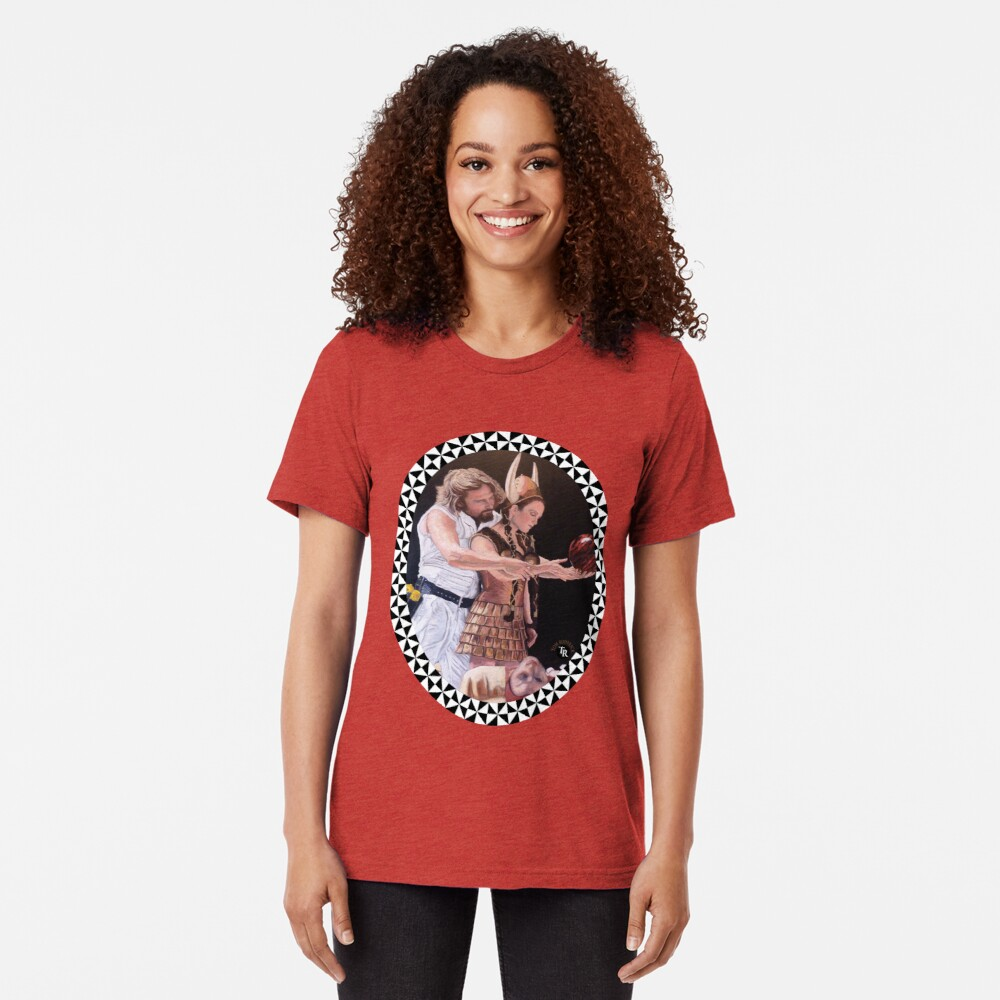 I Just Dropped In Tri-blend T-Shirt