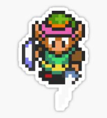 A Link to the Past Sticker