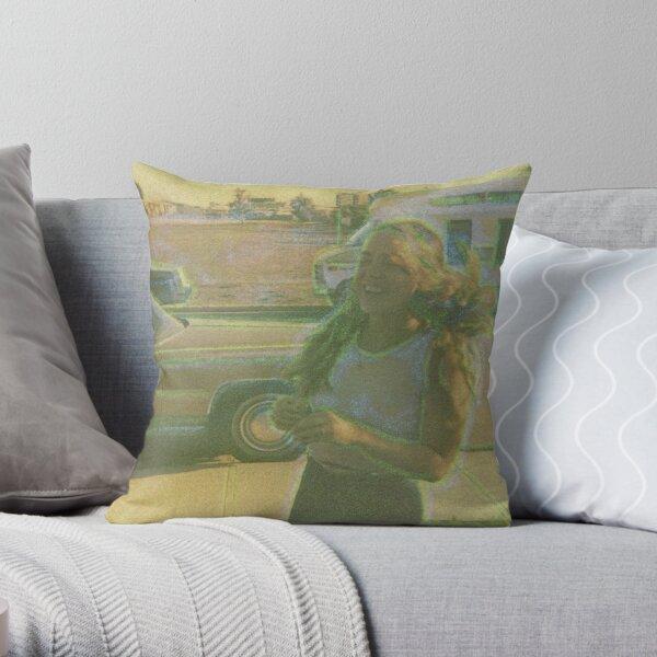 Don't Flirt Throw Pillow