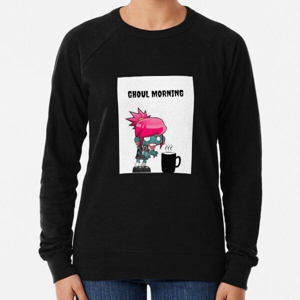 Ghoul Morning Lightweight Sweatshirt