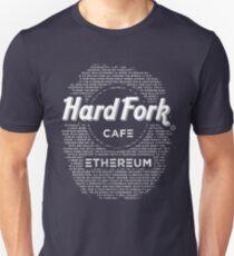 Hard Fork Cafe Ethereum Unisex T-Shirt