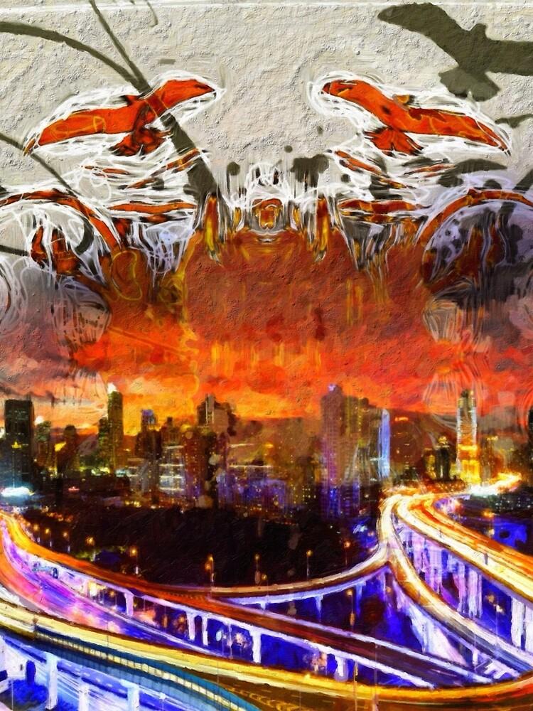Resumen del paisaje urbano de cannibaljp
