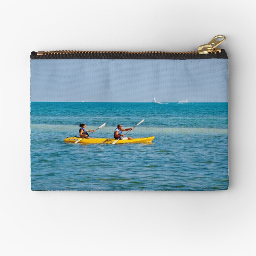 Kayaking Zipper Pouch