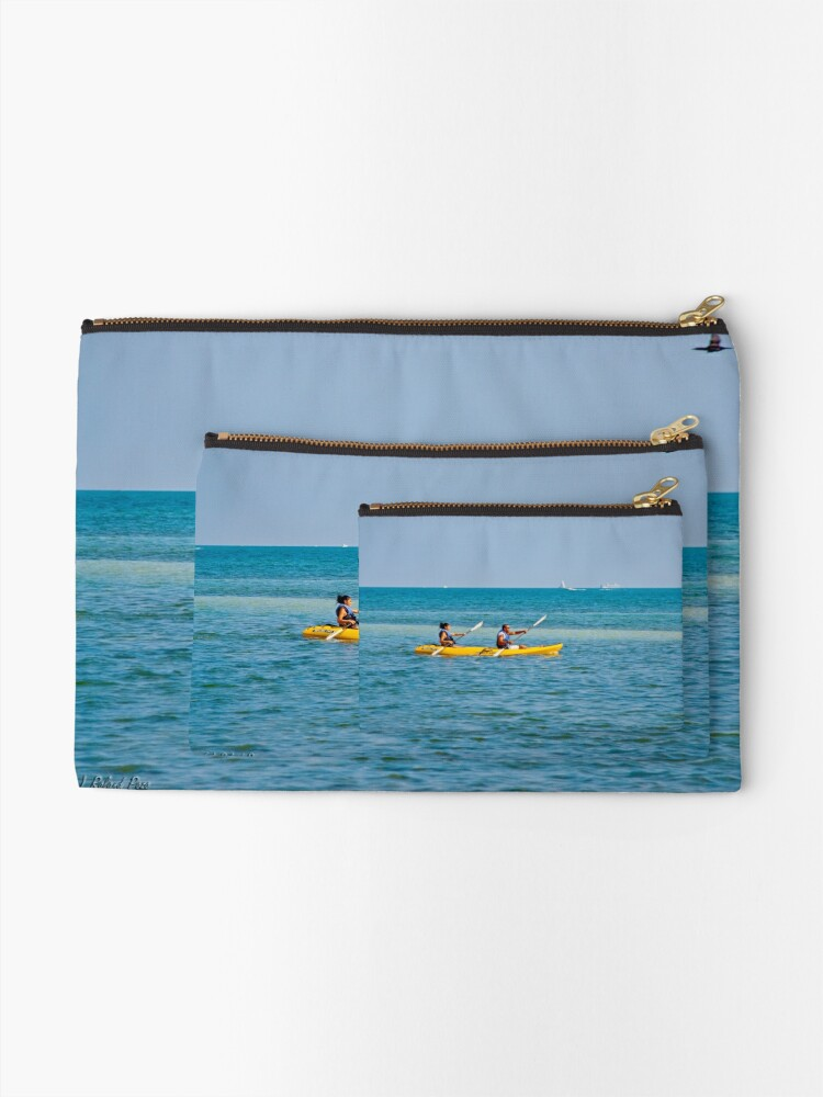 Alternate view of Kayaking Zipper Pouch
