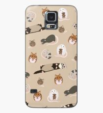 small pets Case/Skin for Samsung Galaxy