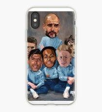 Family portrait - City  iPhone Case
