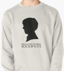 High-Functioning Sociopath Pullover