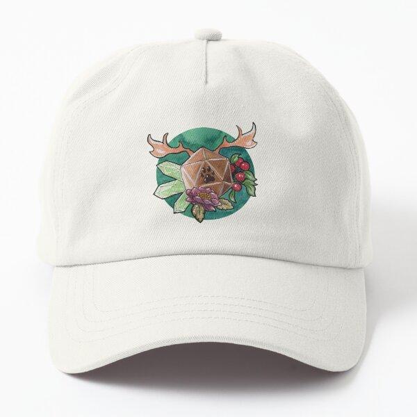 Natural 20 Dad Hat