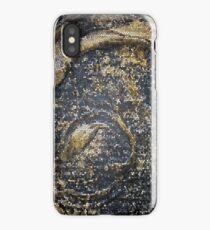 Barouque abstract theme from Barri Gothic painting iPhone Case/Skin