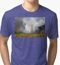 Barnett Fire Tri-blend T-Shirt