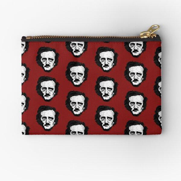 Edgar Allan Poe Zipper Pouch