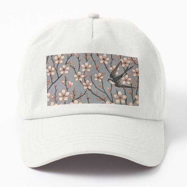 Almond Blossom and Swallow_Walter Crane  British artist (1845-1915) Dad Hat