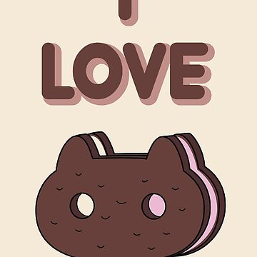 I Love Cookiecat by ILoveSteven