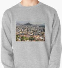 Living in Athens Pullover Sweatshirt