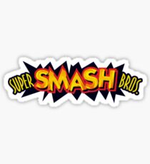 Super Smash Bros. Sticker