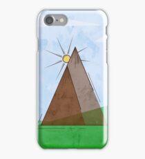 Explore the mountain iPhone Case/Skin