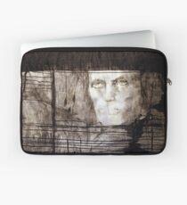 portrait of david robert jones Laptop Sleeve