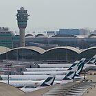 Hong Kong International Airport by PlaneMad1997