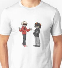 Dave & Karkat Sassing Eachother T-Shirt
