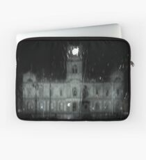 Ballarat Town Hall, Winter Laptop Sleeve