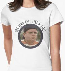 You Play Ball Like a Girl - The Sandlot T-Shirt