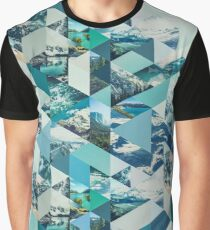 THE MOUNTAINS CALL Graphic T-Shirt