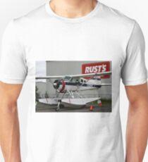 Float plane 24, Lake Hood, Alaska T-Shirt