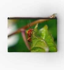 Soldier Beetle Studio Pouch