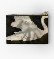 Feathers to Glide Studio Pouch