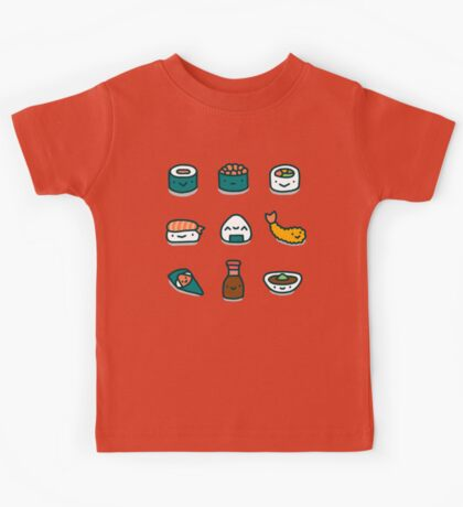 Sushi Lover Kids Clothes