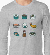 Sushi Lover Long Sleeve T-Shirt