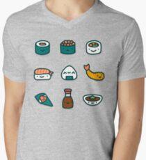 Sushi Lover Men's V-Neck T-Shirt