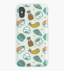 Sushi Lover iPhone Case