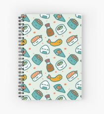 Sushi Lover Spiral Notebook