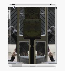 Don't Look Now. iPad Case/Skin