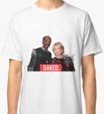 Baked Snoop and Martha Classic T-Shirt