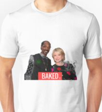 Baked Snoop and Martha T-Shirt