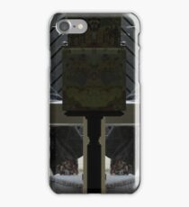 Don't Look Now. iPhone Case/Skin