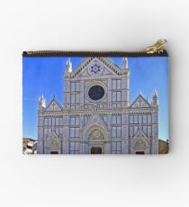 Santa Croce Church Studio Pouch