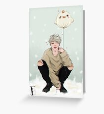 Chimchim Greeting Card