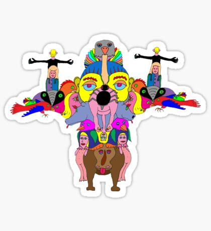 Totem Sticker