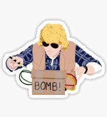 MacGruber! Sticker