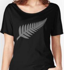Silver Fern Women's Relaxed Fit T-Shirt
