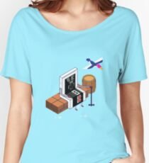 Old Nintendo Women's Relaxed Fit T-Shirt