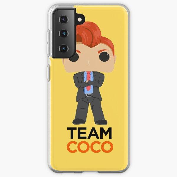 Conan Toon Samsung Galaxy Soft Case