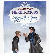 And a Happy New Year - BBC Sherlock Poster